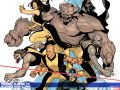 Young X-Men (2008) #1 (SILVESTRI VARIANT) Wallpaper