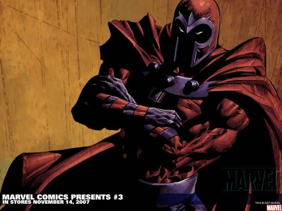 Marvel Comics Presents (1988) #3 Wallpaper