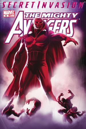 The Mighty Avengers (2007) #14