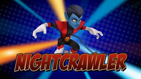 Super Hero Squad Online: Meet Nightcrawler
