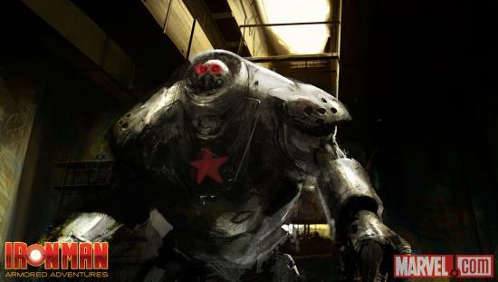 Iron Man Armored Adventures Crimson Dynamo | www.imgkid ...