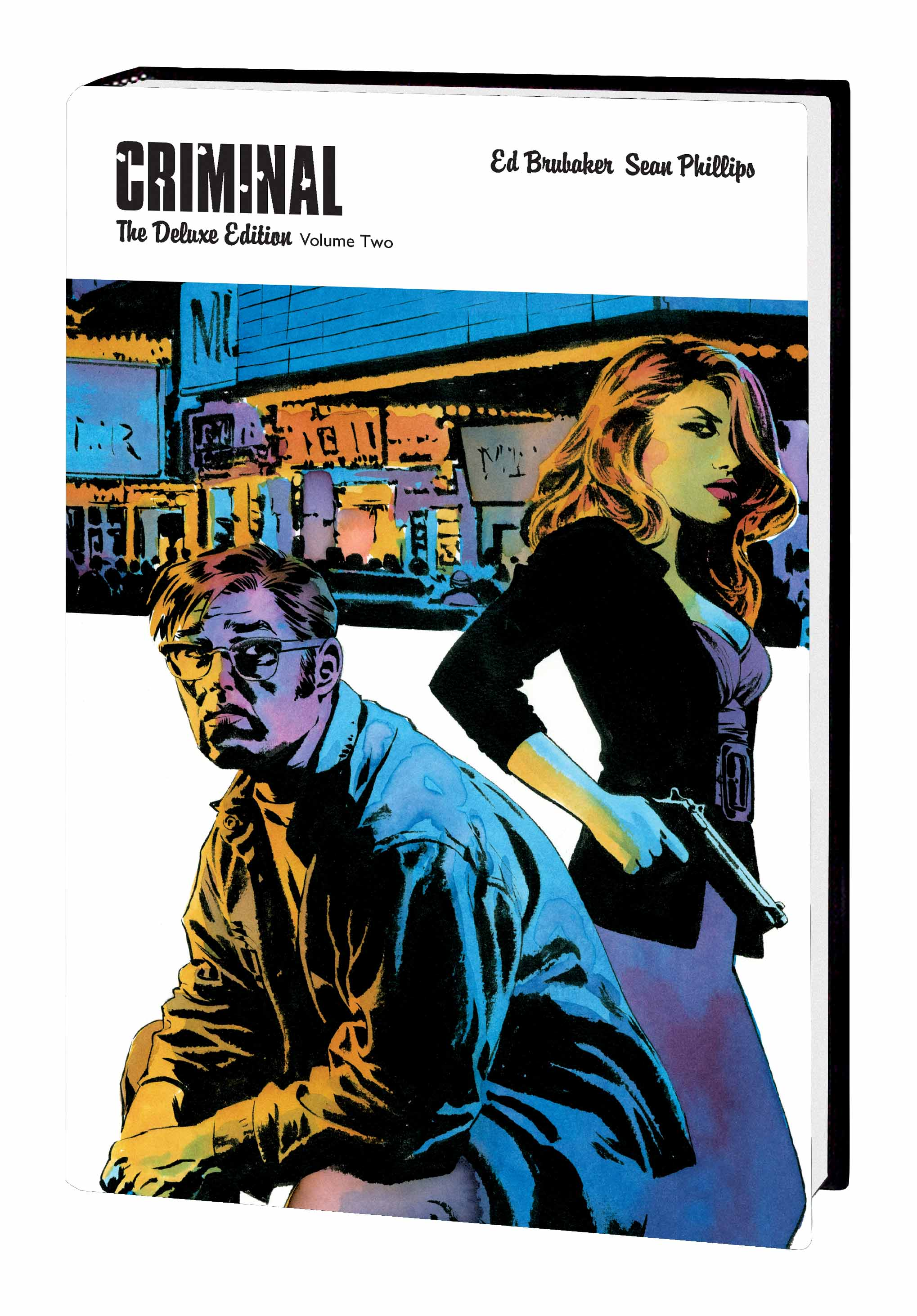 Criminal: The Deluxe Edition Vol. 2 (Hardcover)