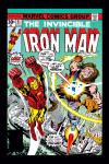 Iron Man (1968) #93 Cover