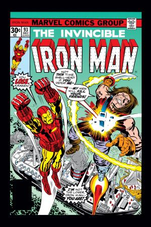 Iron Man #93
