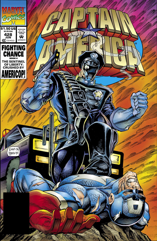 Captain America (1968) #428