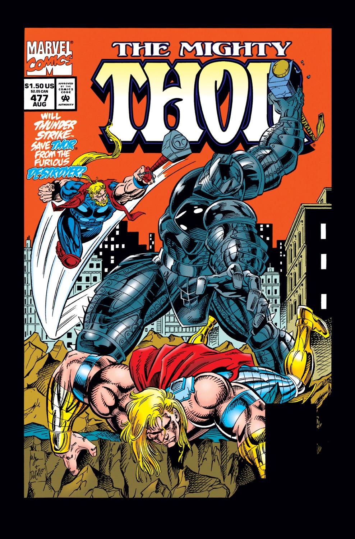 Thor (1966) #477