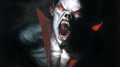 Marvel AR: Morbius: The Living Vampire Blood Bio
