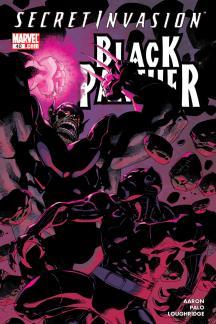 Black Panther (2005) #40