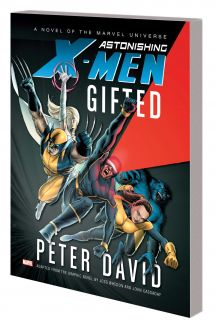 ASTONISHING X-MEN: GIFTED PROSE NOVEL MASS MARKET PAPERBACK (Trade Paperback)