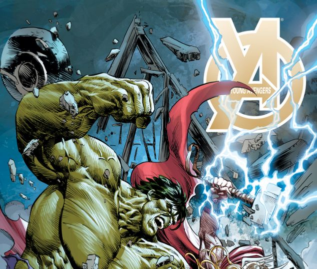 YOUNG AVENGERS 11 DEODATO THOR BATTLE VARIANT (NOW)