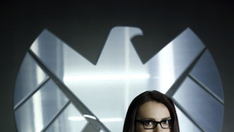 Saffron Burrows stars as Victoria Hand in Marvel's Agents of S.H.I.E.L.D.