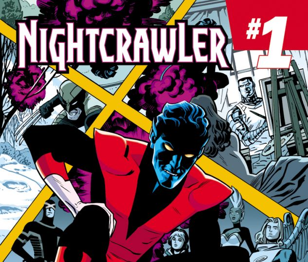 NIGHTCRAWLER 1 (ANMN, WITH DIGITAL CODE)