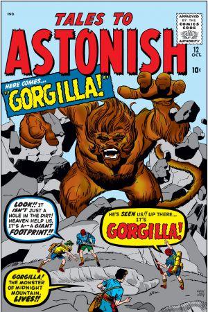 Tales to Astonish (1959) #12