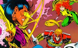 90s By The Numbers: X-Force #25