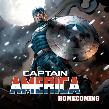 Captain America: Homecoming (2014)