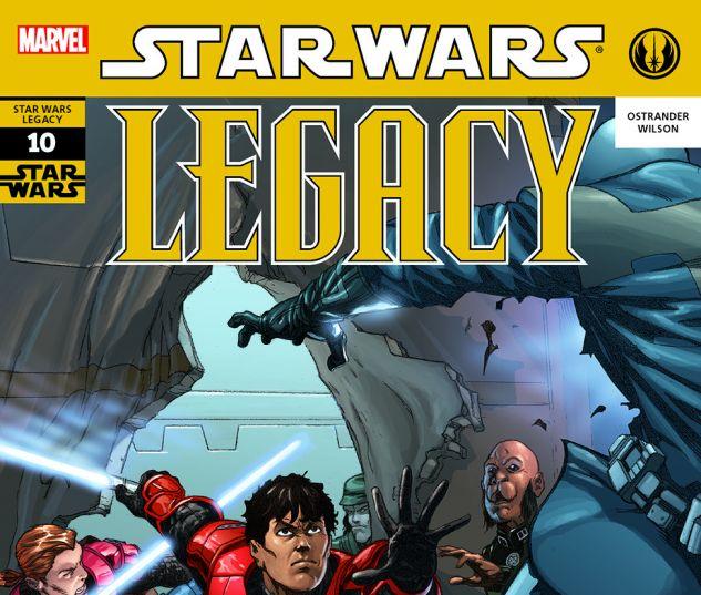 Star Wars: Legacy (2006) #10