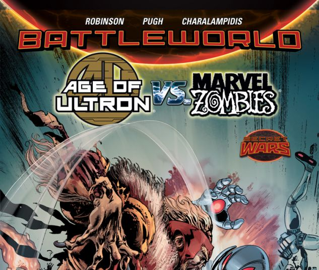 AGE OF ULTRON VS. MARVEL ZOMBIES 2 (SW, WITH DIGITAL CODE)