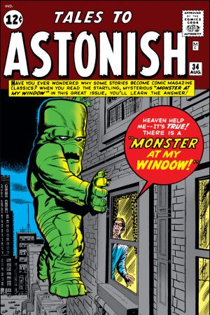 Tales to Astonish (1959) #34