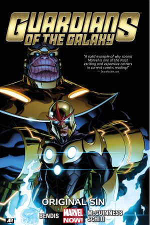 Guardians of the Galaxy Vol. 4: Original Sin (Trade Paperback)