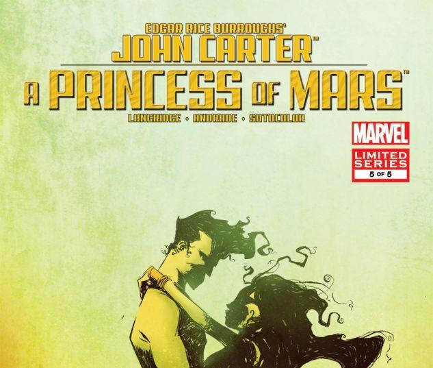 JOHN CARTER OF MARS: A PRINCESS OF MARS (2011) #5