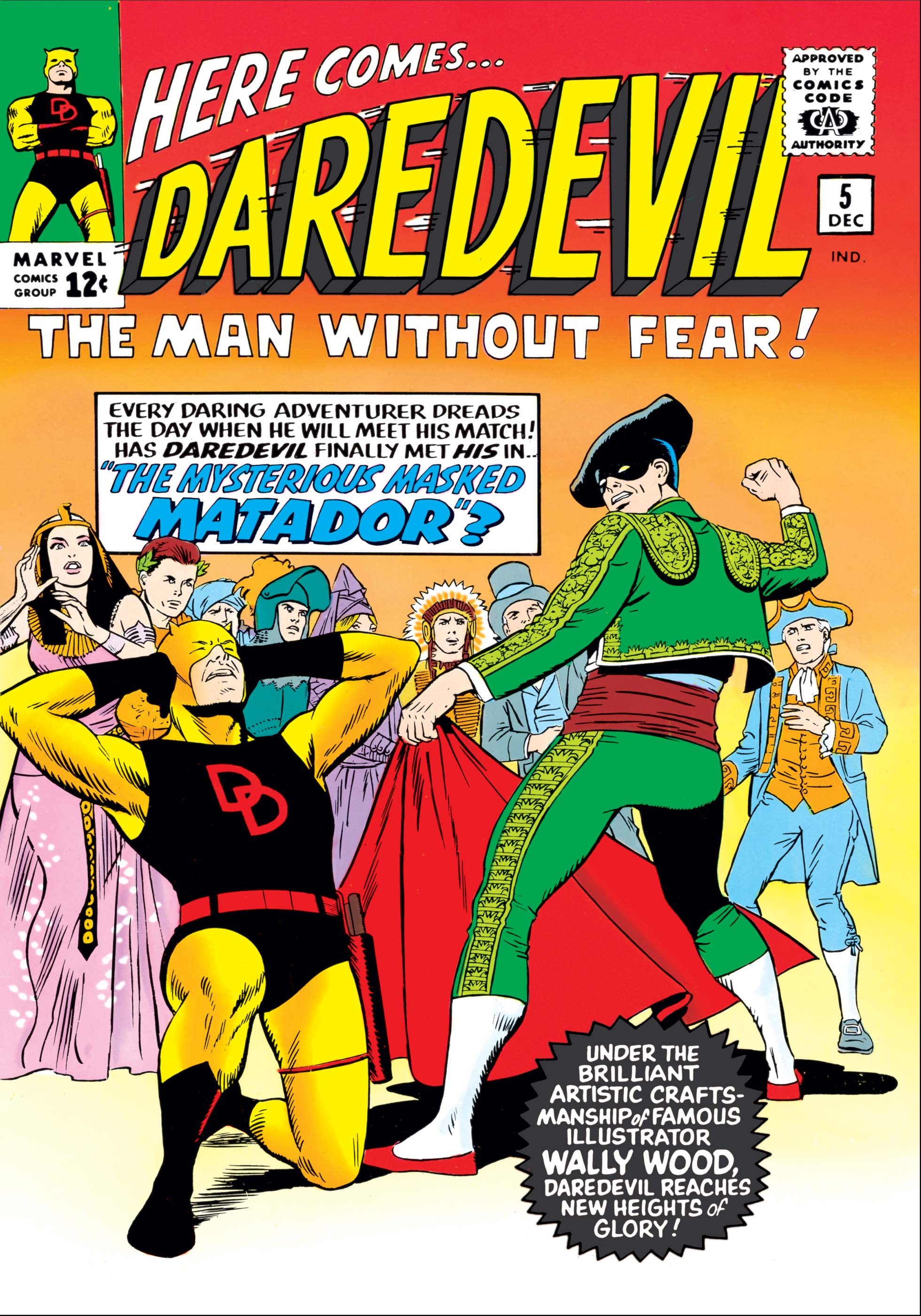 Daredevil (1964) #5