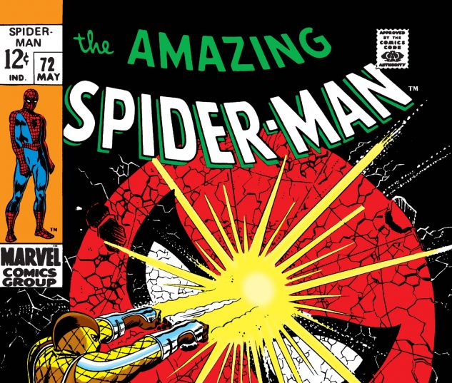 Amazing Spider-Man (1963) #72
