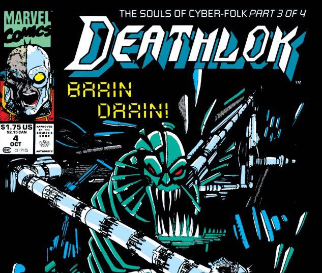 Deathlok (1991) #4