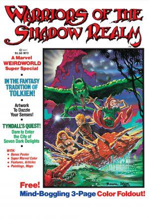 Marvel Comics Super Special #11