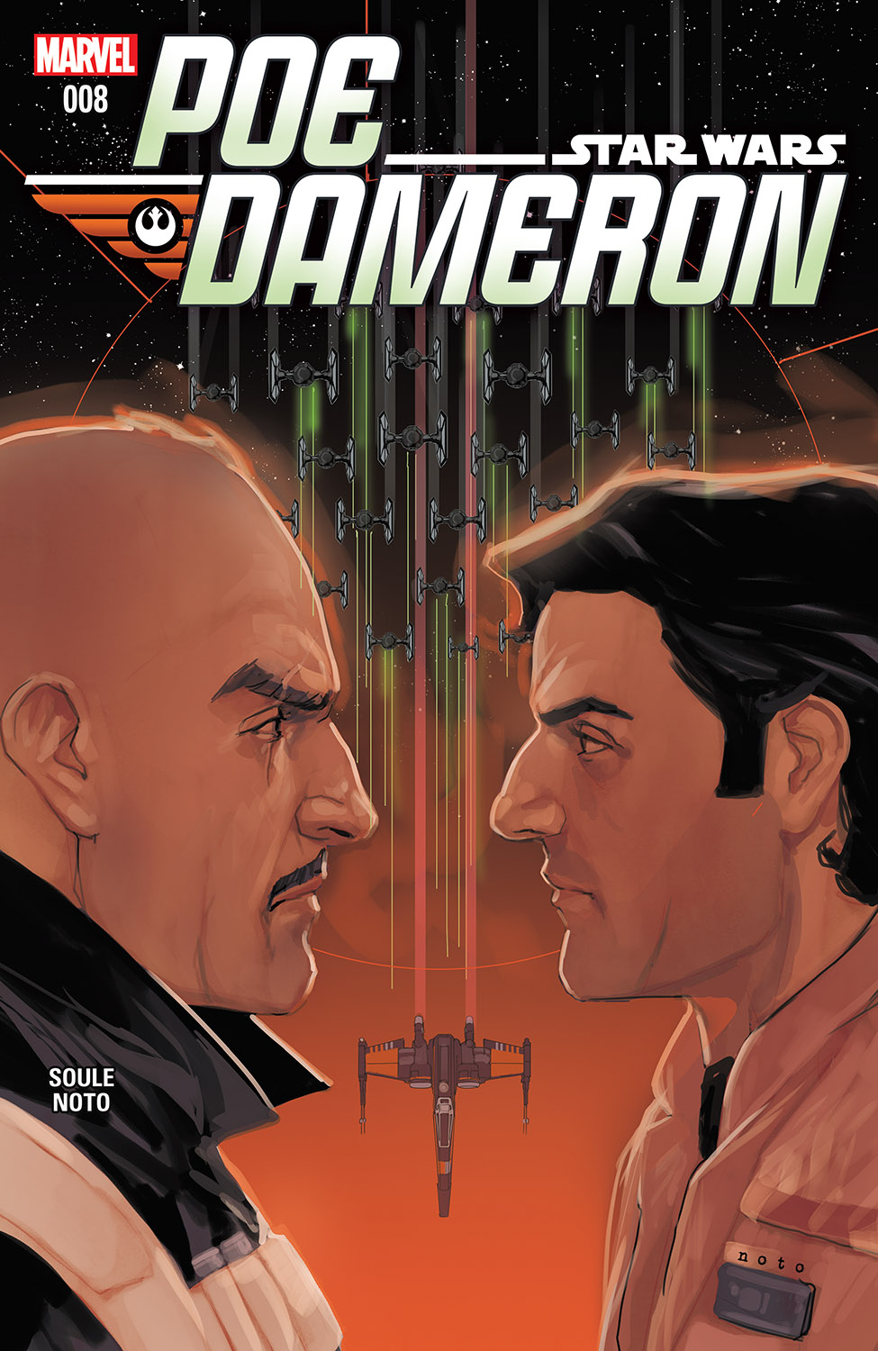Star Wars: Poe Dameron (2016) #8