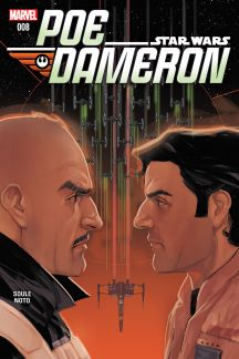 Poe Dameron (2016) #8