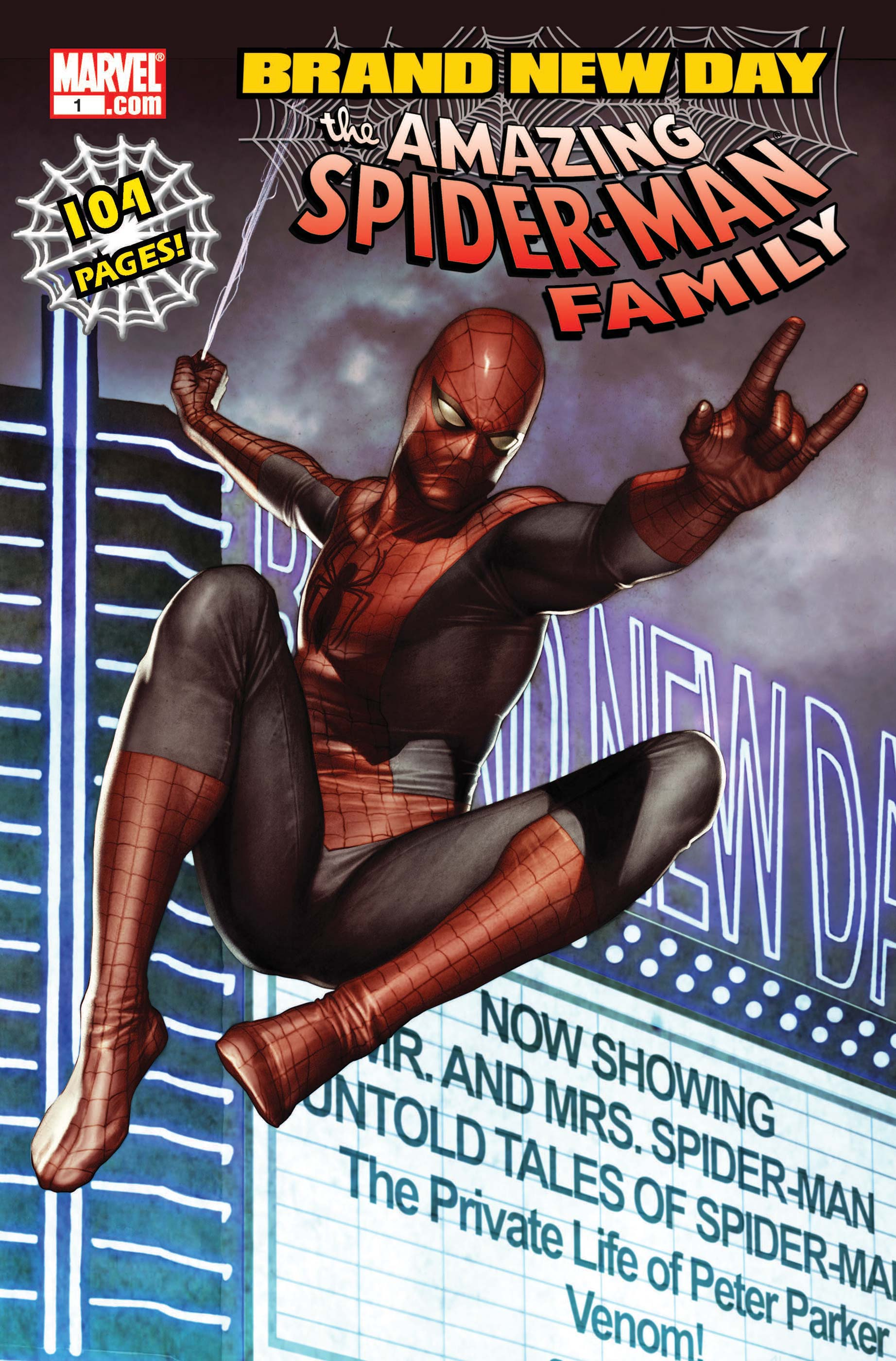 Amazing Spider-Man Family (2008) #1