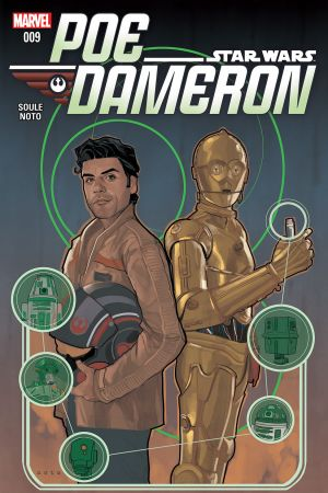 Poe Dameron (2016) #9