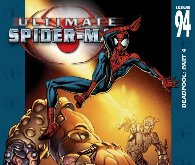 ULTIMATE SPIDER-MAN (2000) #94