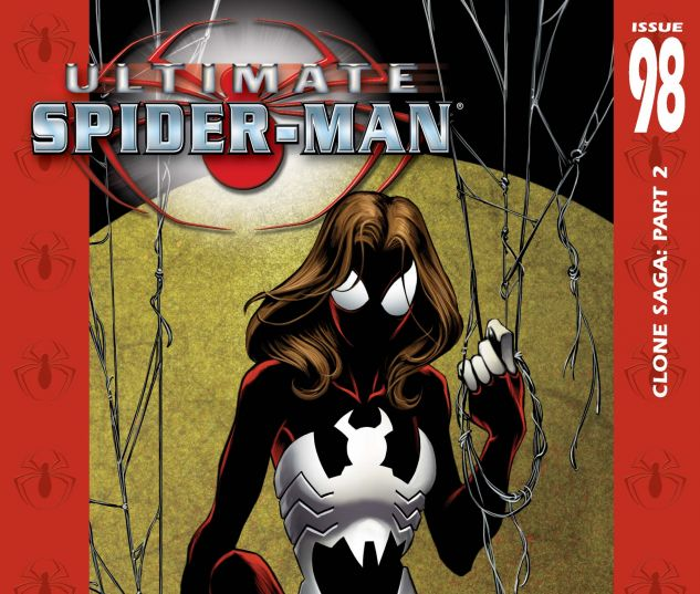 ULTIMATE SPIDER-MAN (2000) #98