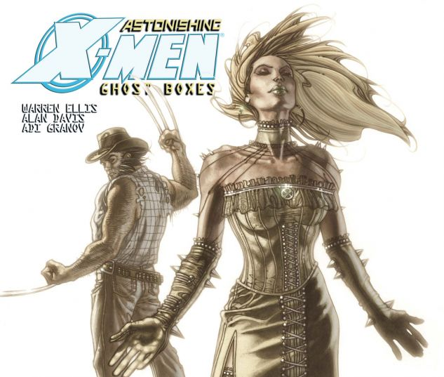 Astonishing X-Men: Ghost Boxes (2008) #2