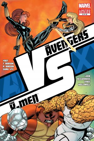 Avengers Vs. X-Men: Versus #3