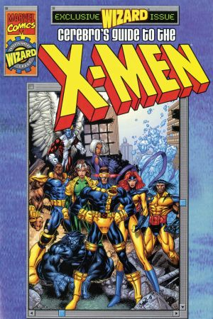 Cerebro's Guide to the X-Men #1