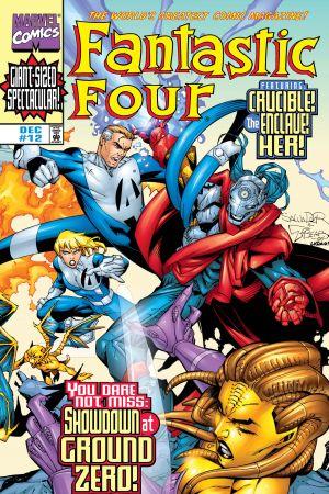 Fantastic Four (1998) #12