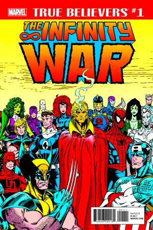 True Believers: Infinity War #1