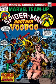 Marvel Team-Up (1972) #24