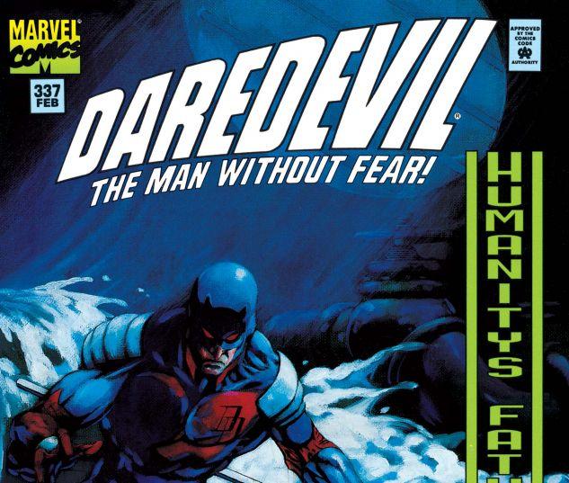 cover from Daredevil (1964) #337