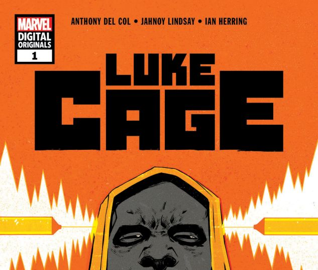 cover from Luke Cage: Mdo Digital Comic (2018) #1