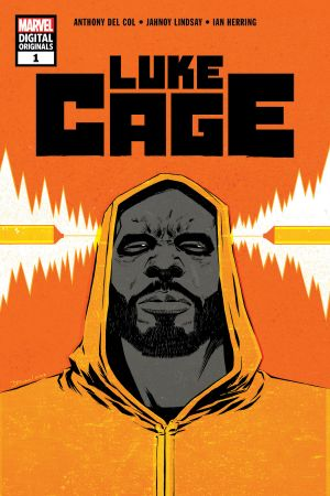 Luke Cage - Marvel Digital Original #1
