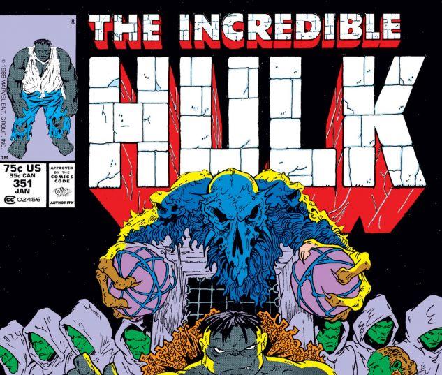 Incredible Hulk (1962) #351