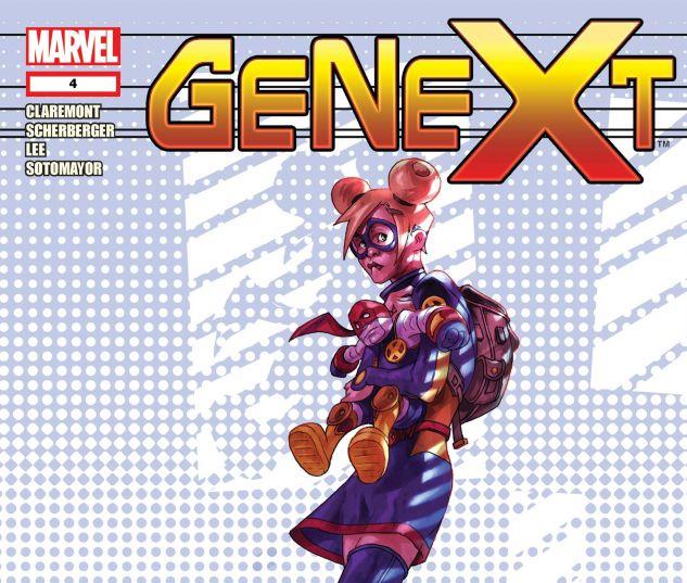 GENEXT (2008) #4