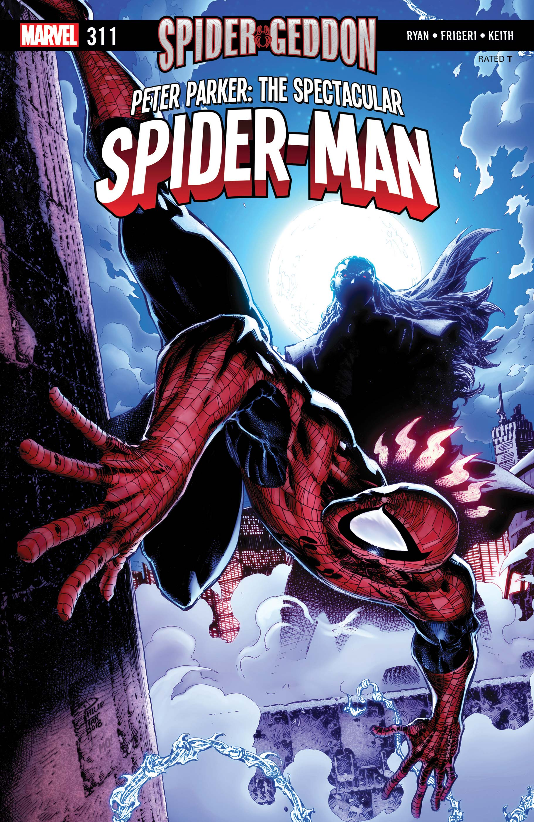 Peter Parker: The Spectacular Spider-Man (2017) #311