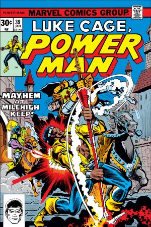 Power Man (1974) #39