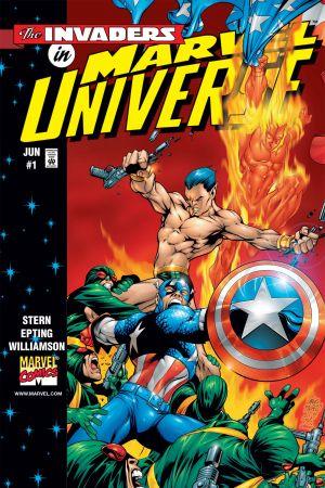 Marvel Universe #1