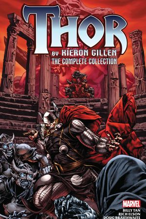 Thor by Kieron Gillen: The Complete Collection (Trade Paperback)