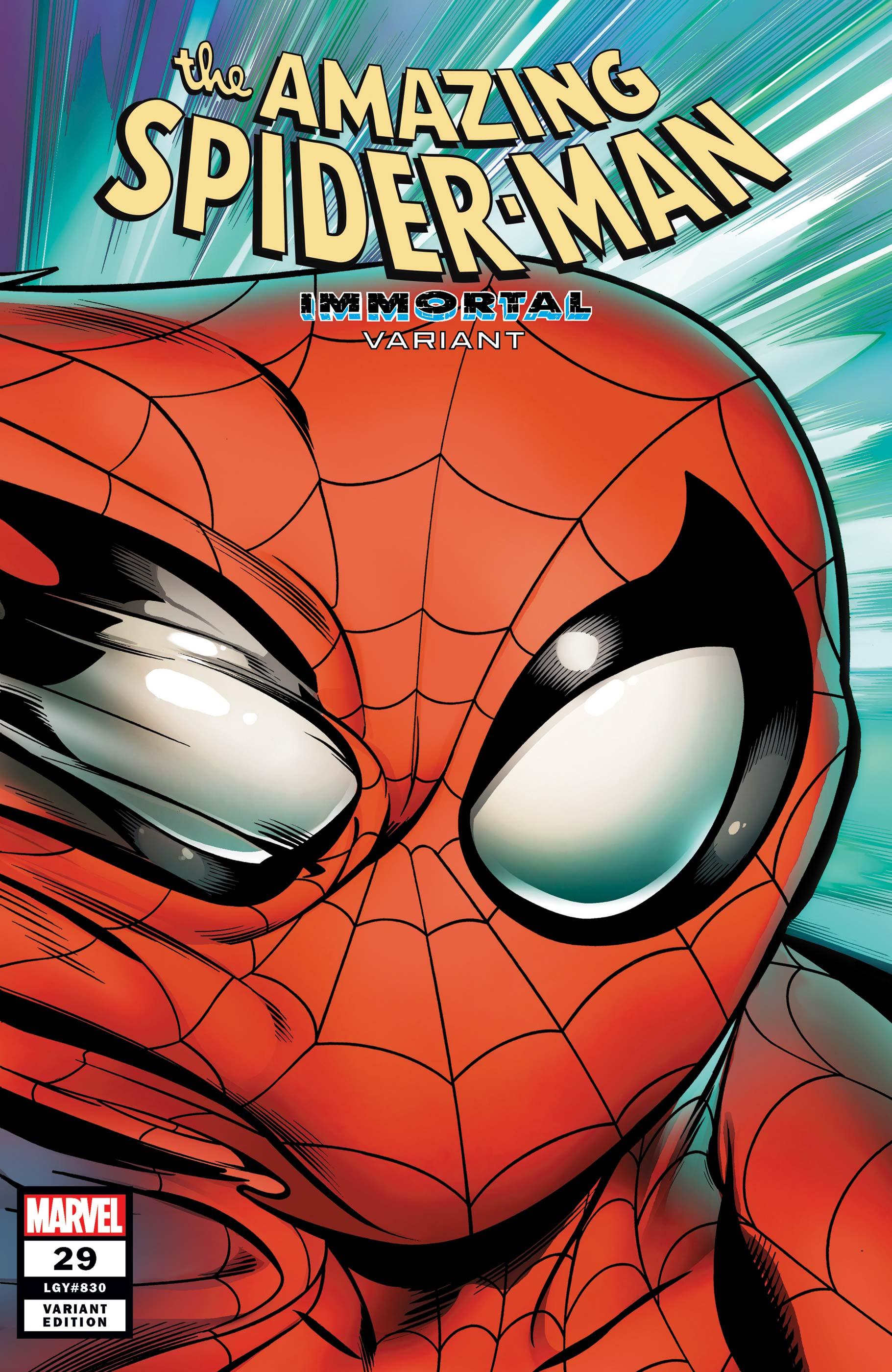 The Amazing Spider-Man (2018) #29 (Variant)